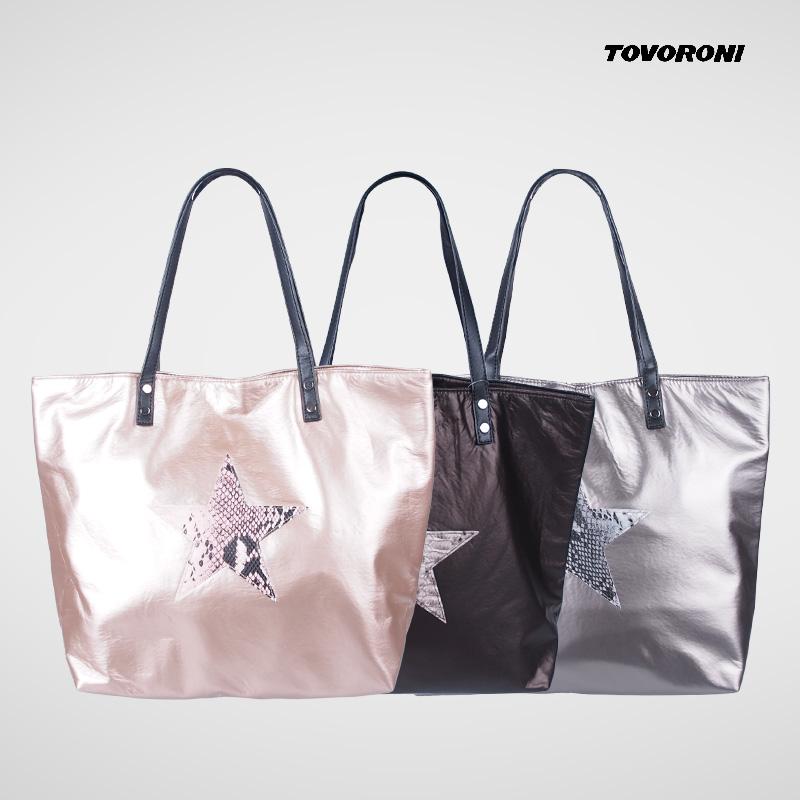 [토버로니] 샤이니 스타 숄더백 TBZ8A02Z