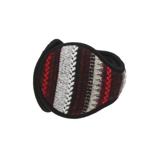 라푸마 레드 패턴 귀마개 LEOE9F992R2
