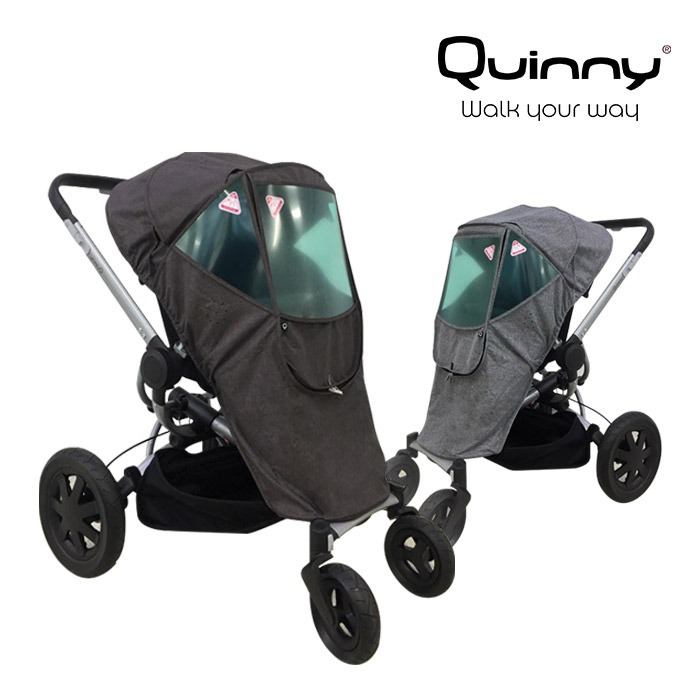 [Quinny] 퀴니 버즈&무드 방풍커버 / 색상선택