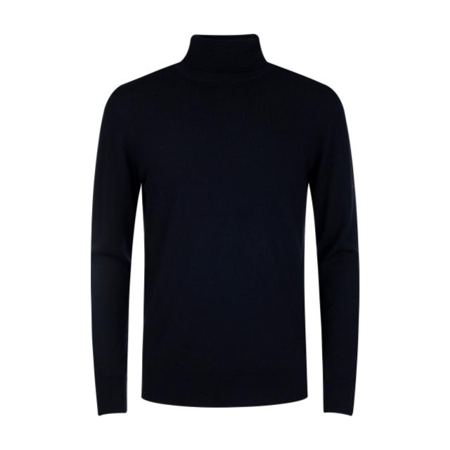 [앤드지] 모 100% 원사 터틀넥 스웨터 NV_BLY4EU1002NV