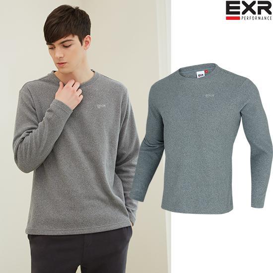[EXR] 남자 플리스 티셔츠