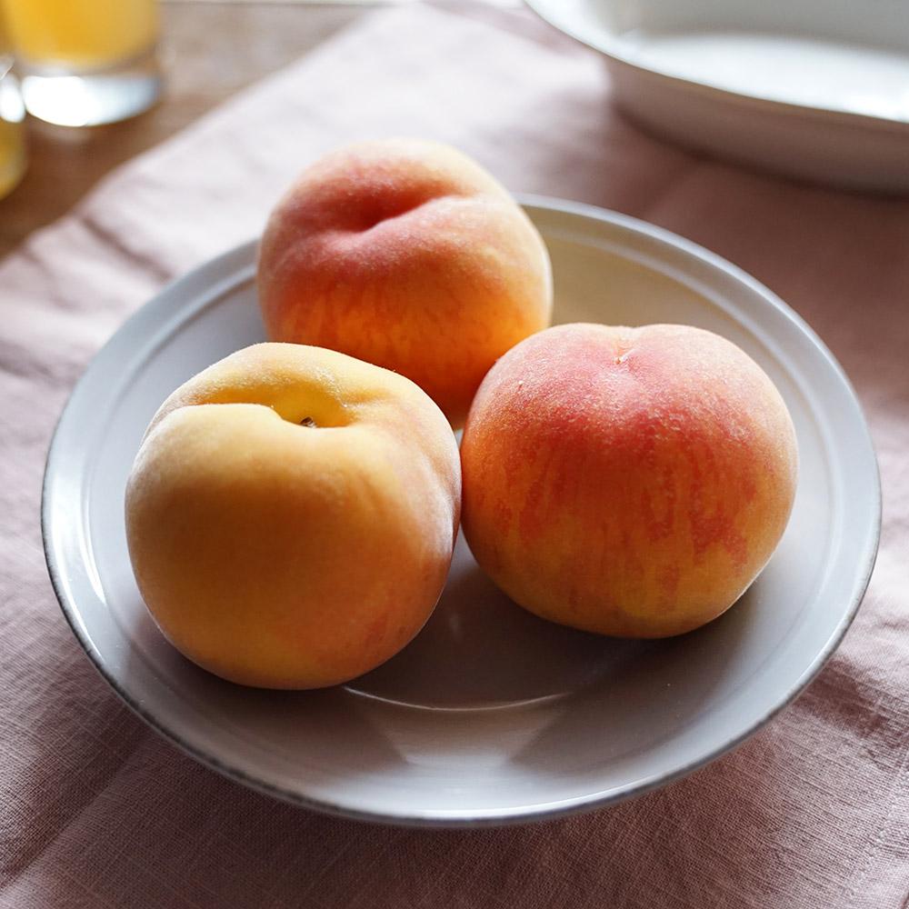 달콤한 가을 황도복숭아 4.5kg(15과내외)
