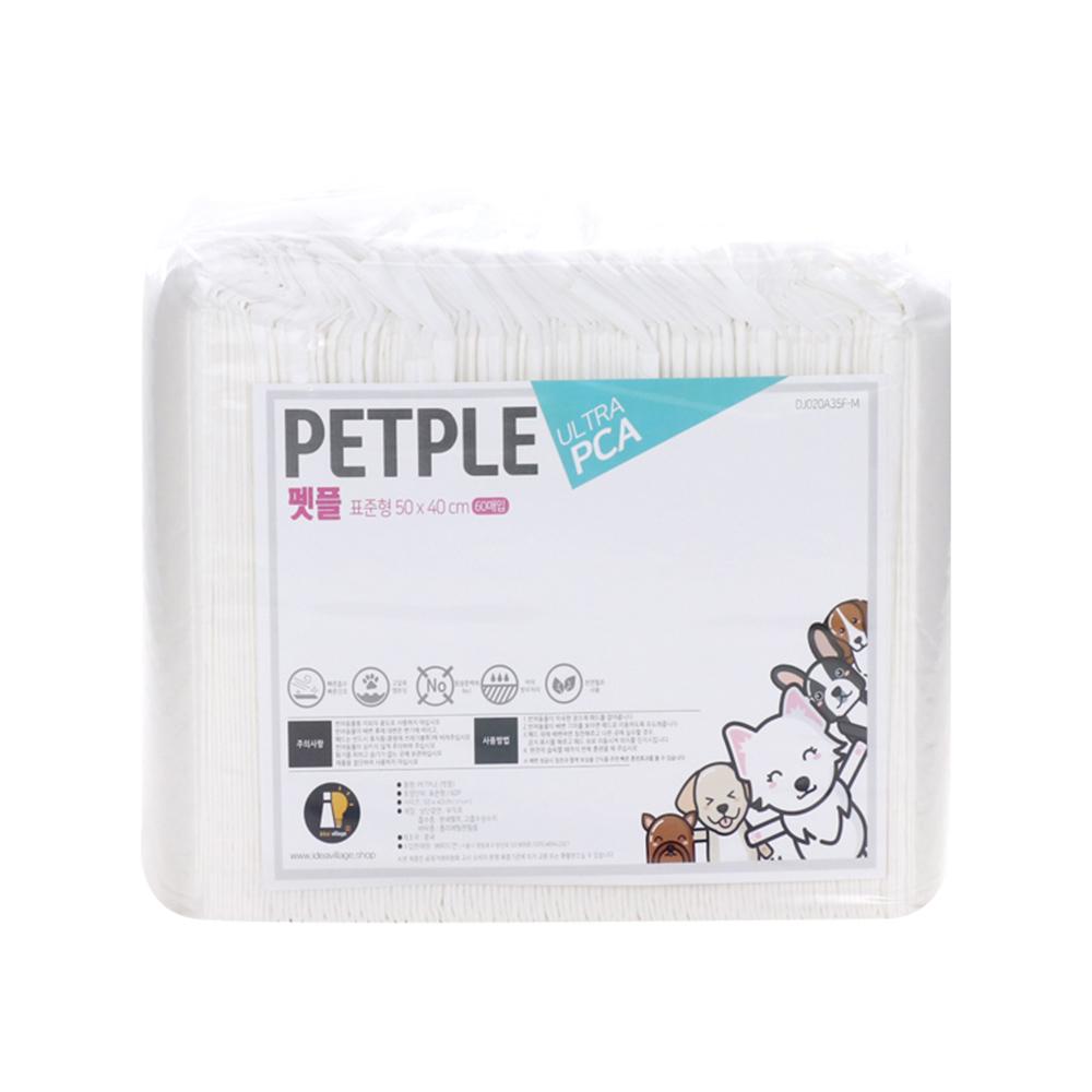 펫플 강아지 배변패드 표준형 60매