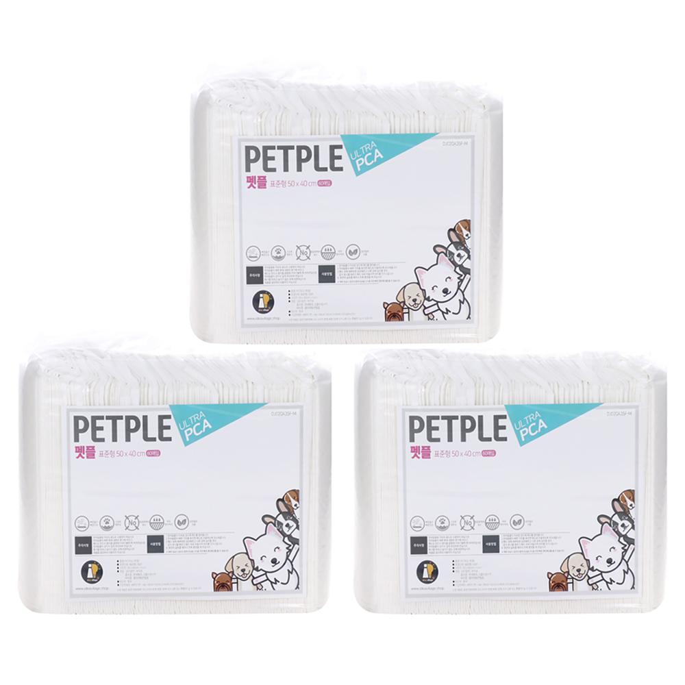 펫플 강아지 배변패드 표준형 180매