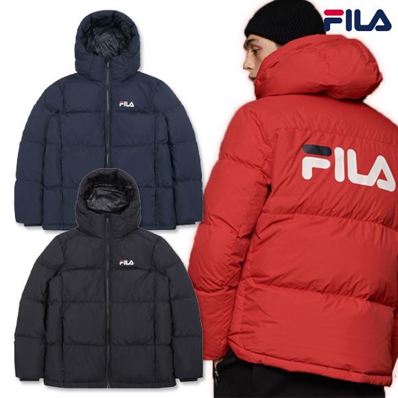 [공식판매처] FILA 공용 에이스 중힙다운 3종 FS2DJB4001X_3SKU