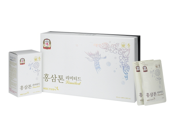 [마지막재고][정관장]홍삼톤리미티드 50mlx30포/1박스