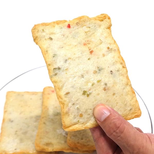 부산어묵 수제 땡초사각어묵 320g /냉동