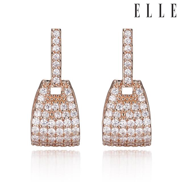 [엘르주얼리] 14K 파티 귀걸이 gold pin ELGPEE147