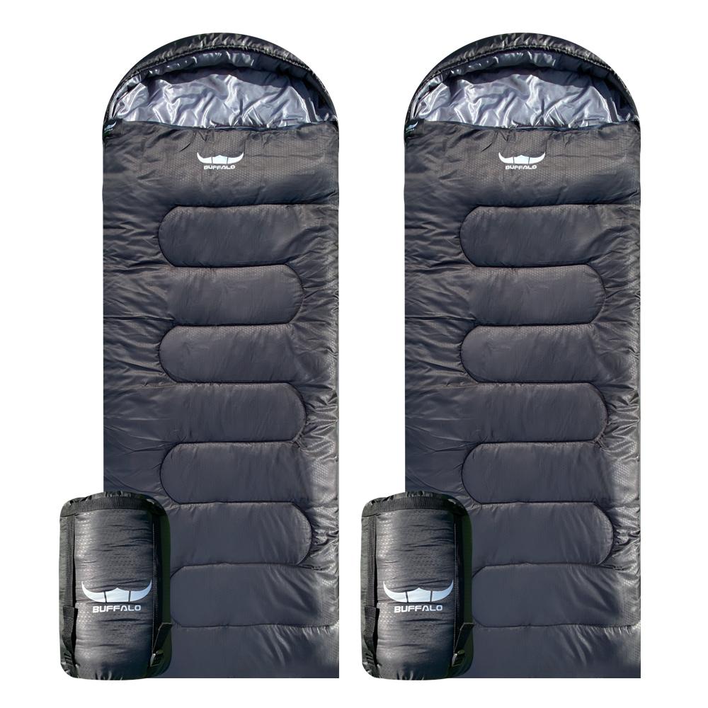 버팔로 포시즌 침낭 2세트1+1/오토캠핑/캠핑용품/등산