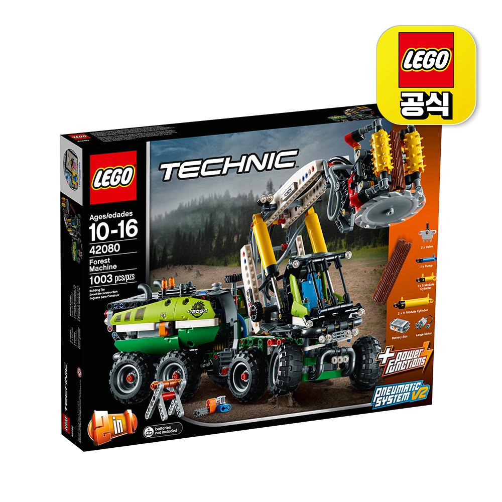 [레고] 42080_테크닉 포레스트 머신