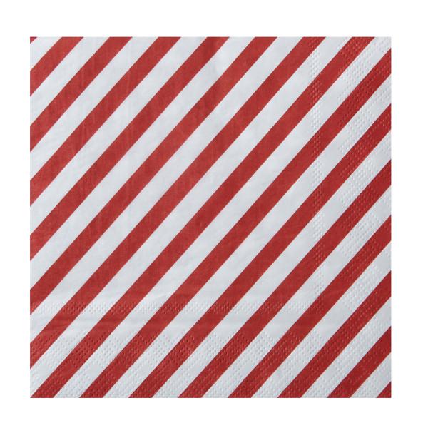 [모던하우스] 크리스마스 스트라이프 냅킨 40P