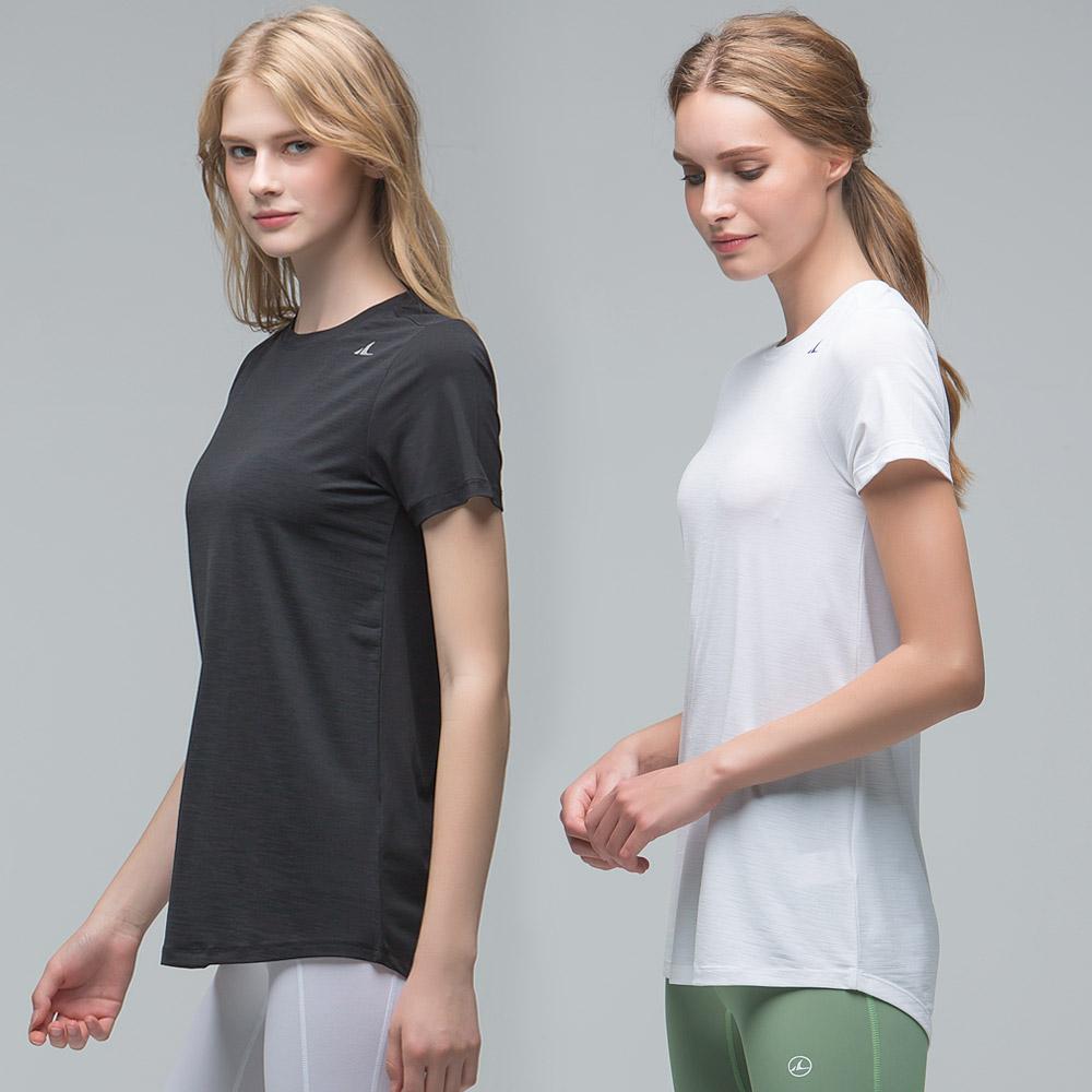 [애슬리트] HRT12 티파니 롱 티셔츠