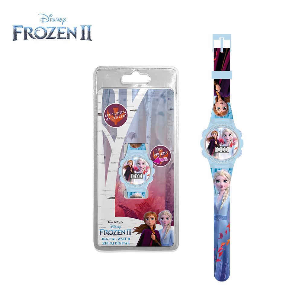 [Disney] 겨울왕국2 라이트 손목시계