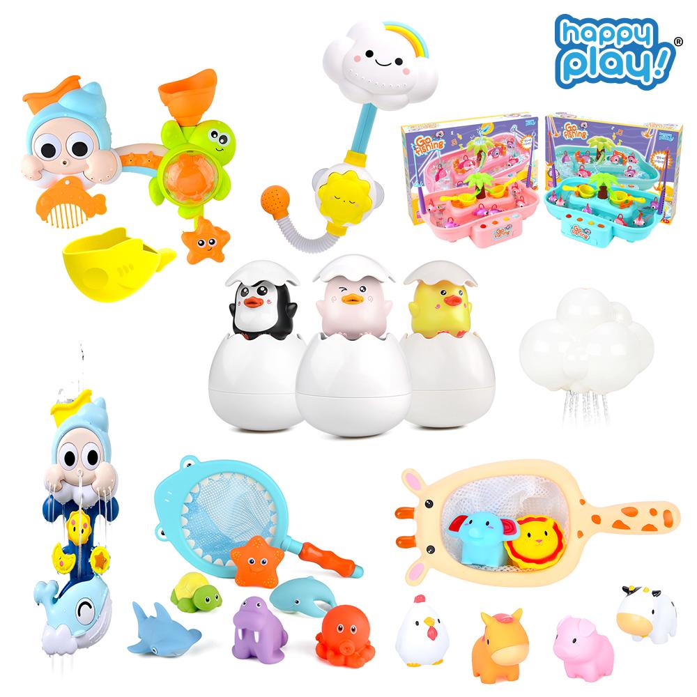 해피플레이 아기 유아 물놀이 장난감 목욕놀이 장난감/낚시놀이