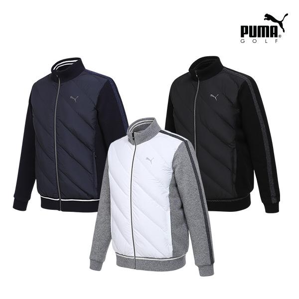 [PUMAGOLF] NEW 남성 덕다운 자켓 3컬러 택1 UMJDTJ02