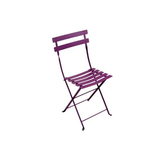 [FERMOB] Bistro Folding Chair (Aubergine) 페르몹