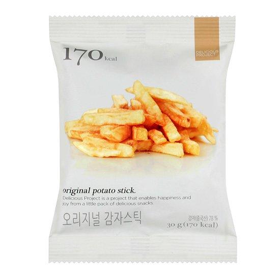 D Project Original potato stick