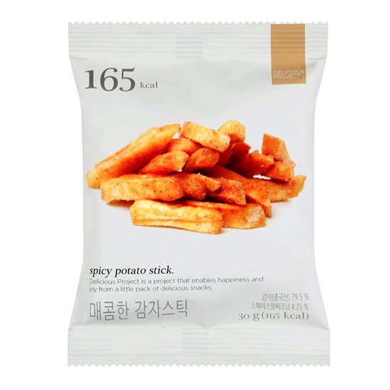 D Project Spicy potato stick