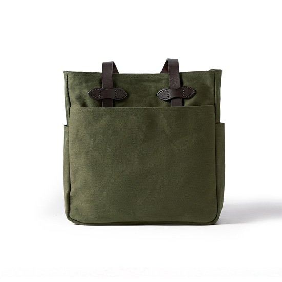[주문폭주 재입고][FILSON] Tote Bag Without Zipper 260 Otter Green  필슨