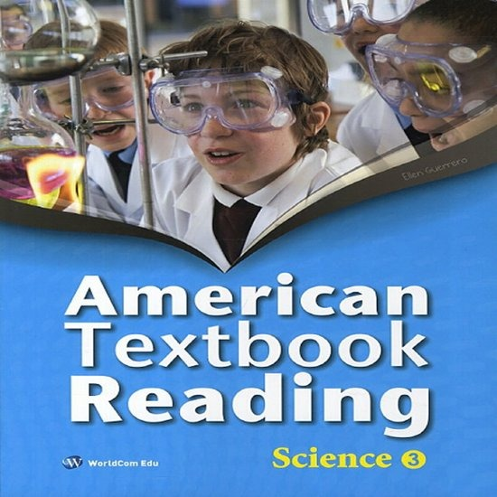 American Textbook Reading science 3[SB+WB+CD1]
