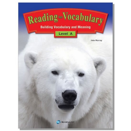 Reading for Vocabulary Level A [교재+CD1]