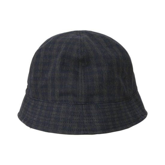 [SWELLMOB] stripe sailor hat -nvy/olv- 스웰맙