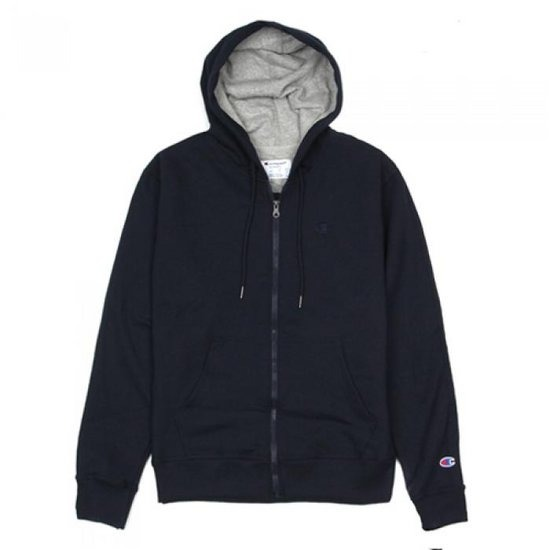 [챔피온 후드/집업] POWERBLEND FLEECE FULL ZIP HOOD