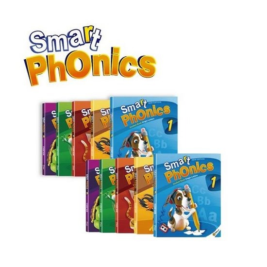 Smart Phonics New Edition 10권 세트